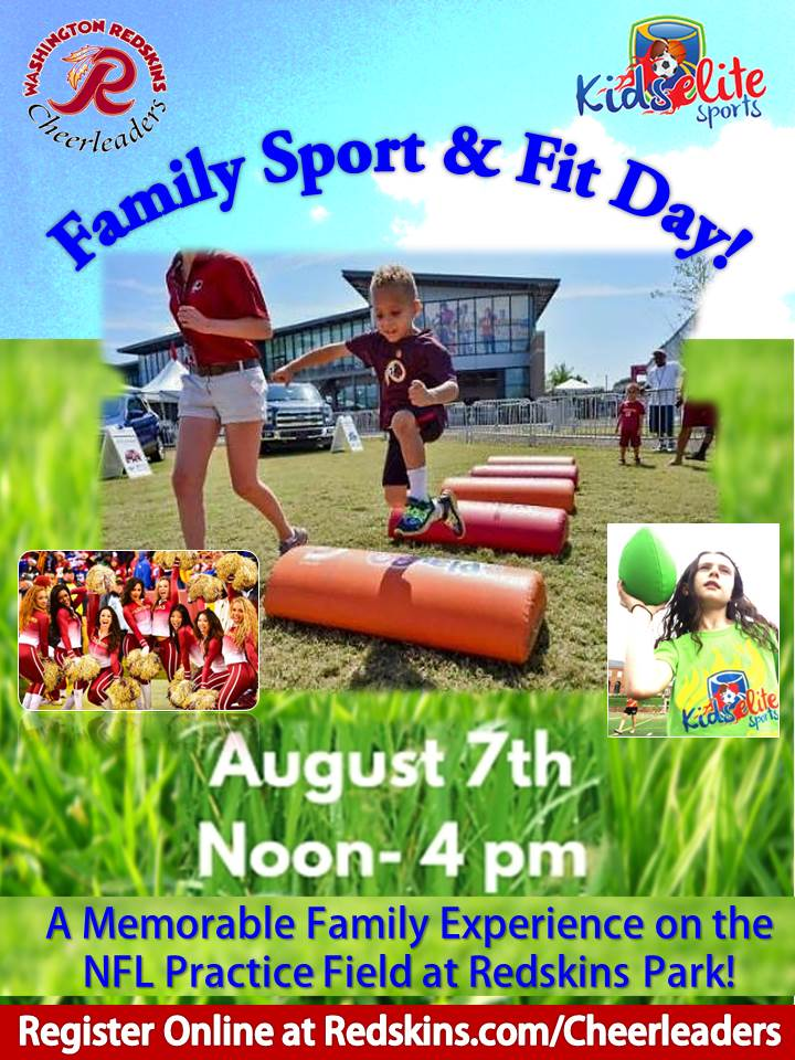 Kids Elite Family Sport Fit Day vff